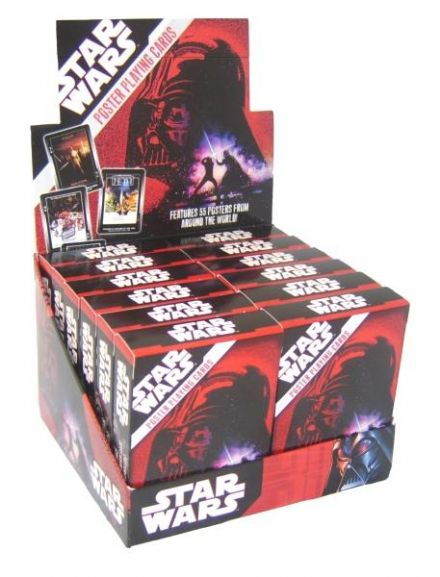Star Wars Movie Posters Playing Cards